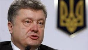 Președintele Poroșenko
