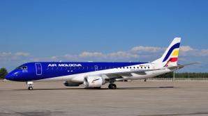 Zborul Chişinău-Moscova din această dimineață, anulat