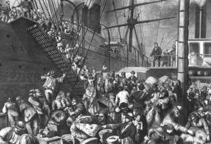 DOSAR HISTORIA. Cum scăpau statele germane în secolul al XIX-lea de excesul de prizonieri