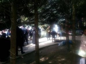 Minune la mormântul lui Arsenie Boca. Ce a surprins o femeie în fotografii?