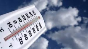 Temperaturi ridicate în următoarele trei luni.