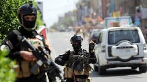 ATENTAT SINUCIGAŞ la Bagdad: