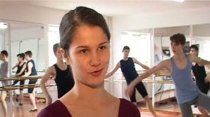 O balerină de 14 ani din Bacău este VICECAMPIOANĂ MONDIALĂ