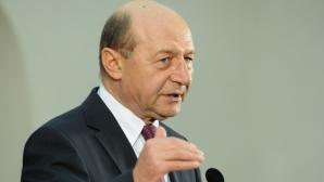 Băsescu: Voi ridica problema aderării la Schengen; ultima lege cu incompatibilitățile nu ne ajută