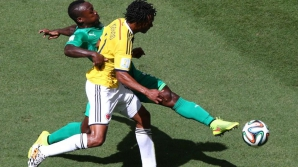 Columbia a învins Coasta de Fildeş