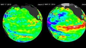 Şansele ca fenomenul El Nino să aibă loc în aceast an au crescut la 90%.