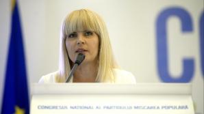Congresul PMP. ELENA UDREA, noul PREŞEDINTE al PARTIDULUI MIŞCAREA POPULARĂ