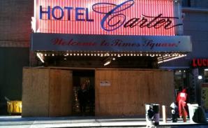 Carter Hotel este localizat în centrul New York-ului