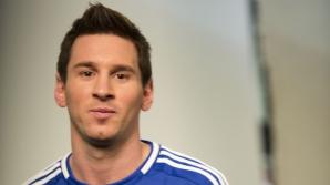 Messi aduce încrederea în viața bărbaților