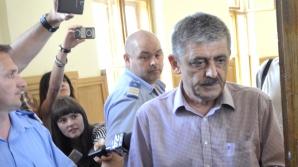 CARACATIŢA LUI HOREA UIOREANU, președintele Consiliului Județean Cluj, arestat pentru luare de mită