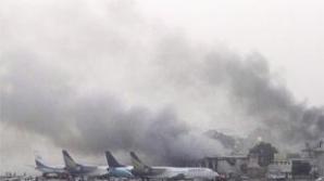 Nou atac în desfăşurare pe aeroportul din Karachi