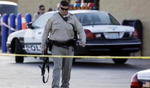 Atac armat la Las Vegas