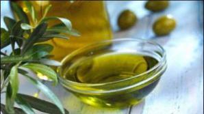 Mască cu ulei de măsline