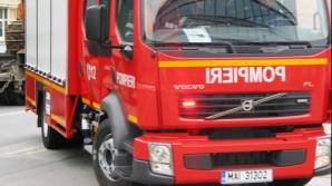 Intervenţie a pompierilor