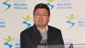Marian Preda demisionează de la șefia Fundației Mișcarea Populară