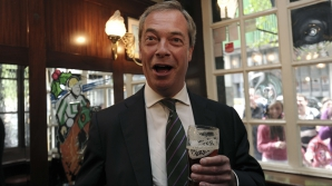 Liderul Ukip Nigel Farage
