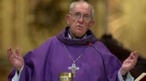 Papa Francisc i-a îndemnat pe catolici să combată mafia din regiunea italiană Calabria