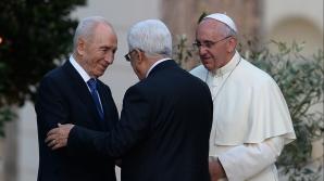 """Papa Francisc: """"Este nevoie de mai mult curaj pentru pace decât pentru război"""""""