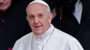 <p>Papa Francisc, impresionat de mesajul unui român</p>