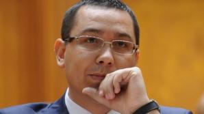 Ponta: O să întreb conducerea Camerei dacă Raportul Comisiei Nana poate fi la dispoziţia publicului