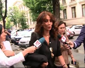 Mihaela Rădulescu, VIOLENTĂ la tribunal: a agresat un operator