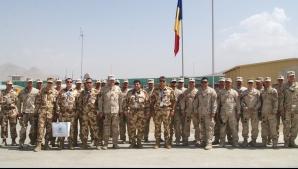 Alarmă la baza militară românească din Kandahar, Ponta şi miniştrii adăpostiţi rapid în buncăr