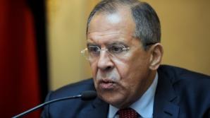 Lavrov, șefiul diplomației ruse