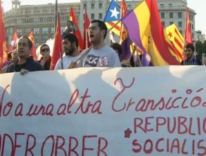 Spaniolii nu mai vor monarhie