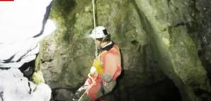 Clipe dramatice pentru un speolog
