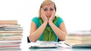 Elevii nu mai vor să se înscrie la examen.