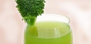 Sucul de broccoli face minuni