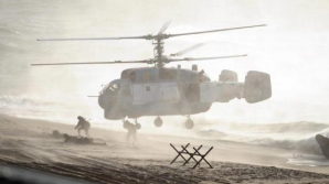 Exerciţiu militar Rusia-Belarus în Kaliningrad, în 2013