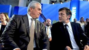 Antonescu: Tăriceanu nu are NICIO ŞANSĂ să câştige prezidenţialele