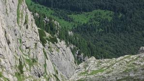 Tânăr salvat de la sinuciderea pe munte