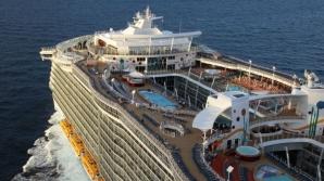 Un vas de croazieră cu aproape 200 de oameni la bord, evacuat în estul Olandei