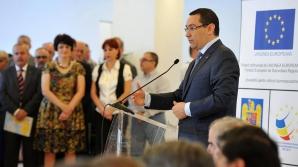 Victor Ponta s-a întâlnit cu șeful Pentagonului