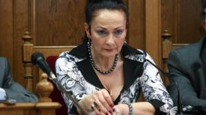Judecătoarea Bîrsan de la ICCJ, urmărită penal pentru că a luat mită excursii, pantofi şi poşetă