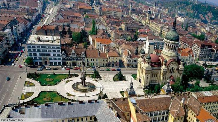 Cel mai curat aer din Europa se respiră la Cluj