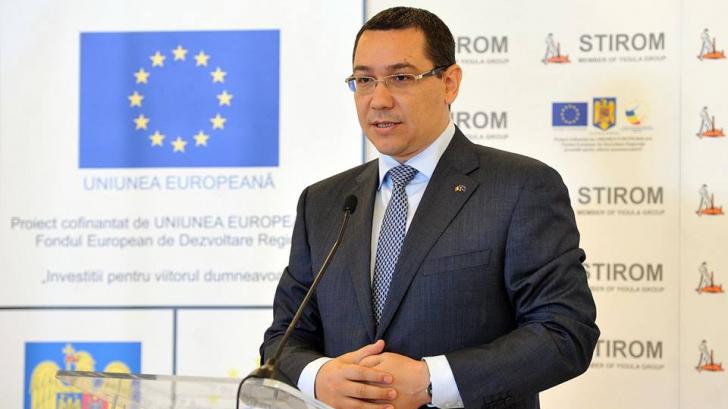 Ponta îl vede pe Băsescu în spatele retragerii lui Antonescu