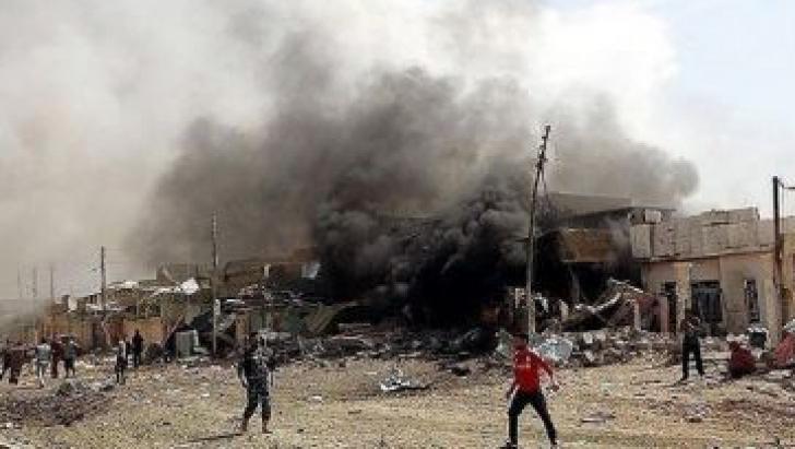 Aviaţia militară irakiană a atacat poziţii militare kurde, la nord de Bagdad: cel puţin 6 victime