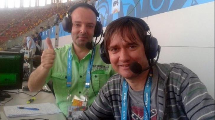 Cum se fac de râs comentatorii TVR la Cupa Mondială. GAFE URIAȘE!