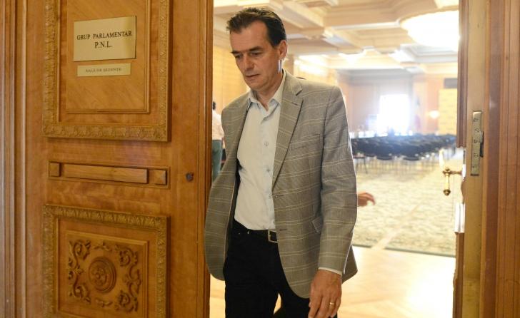 Orban: Niciun membru al PNL nu va accepta să fie complice la dispariţia PNL de pe scena politică / Foto: MEDIAFAX