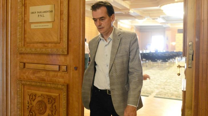 Orban, despre plecările din PNL: Nu se duc la Tăriceanu, ci la PSD să-l ajute pe Ponta în alegeri