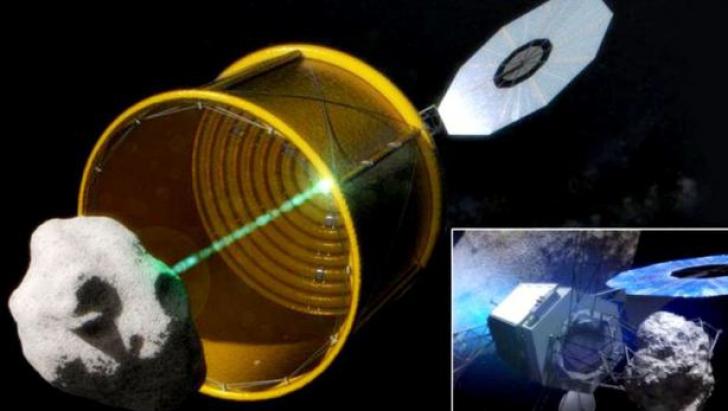 NASA dezvăluie noi detalii ale misiunii ARM