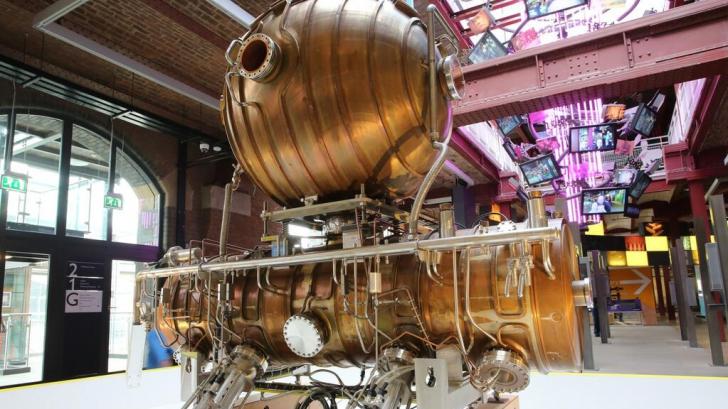 """NOUĂ DESCOPERIRE a cercetătorilor de la CERN în privinţa """"PARTICULEI LUI DUMNEZEU"""""""