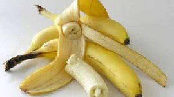 Cojie de banane se pot consuma