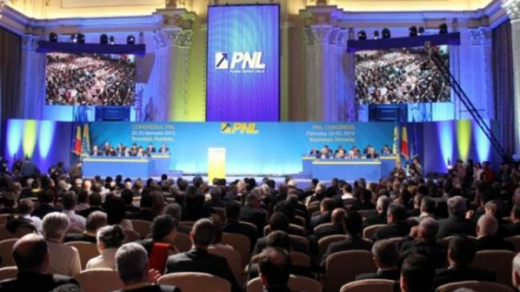 CONGRESUL PNL a început: În prima zi va fi modificat Statutul partidului
