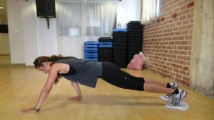Exerciţii fizice care ard cele multe calorii şi pot fi făcute în câteva minute acasă