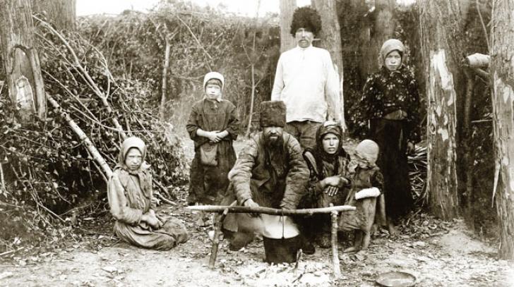 DOSAR HISTORIA. Românii îi salvează de teroarea bolşevică pe evreii din Rusia