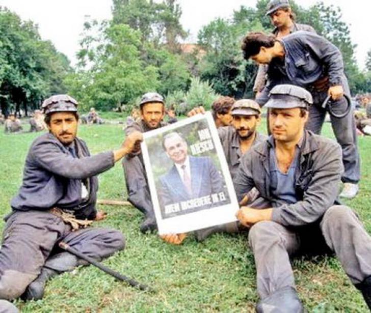 DOSAR HISTORIA. Puterea neocomunistă şi mineriada din iunie 1990